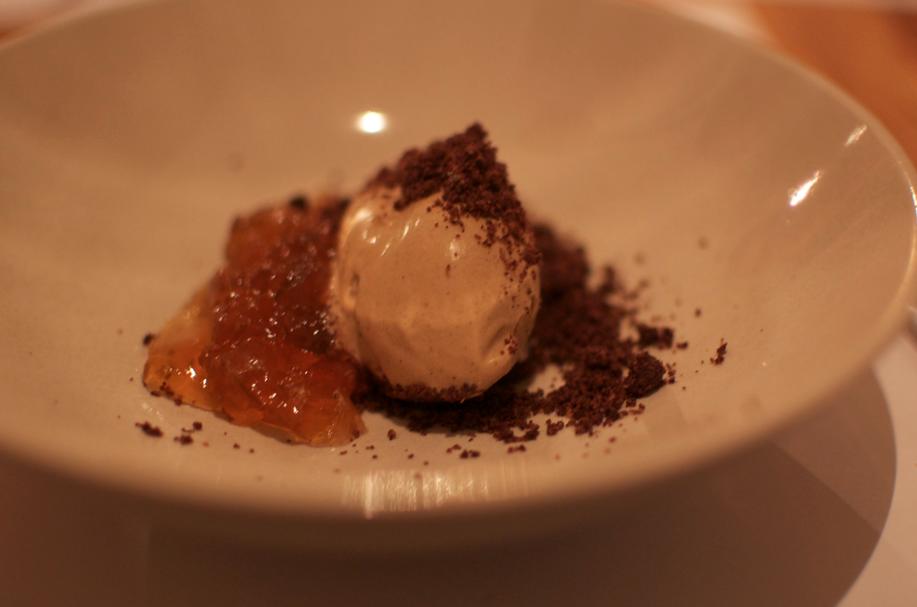 Chocolate Malt Ice Cream