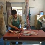 More butchery